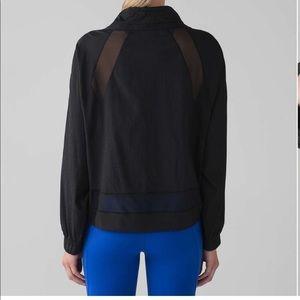 Lululemon In Depth Jacket Black